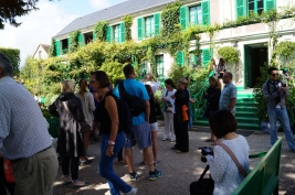 Tour in Giverny